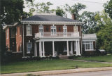Sumpter Milligan House at the corner of East Three Notch Street and 2nd Avenue in Andalusia,...