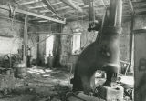 Interior of the foundry in Selma, Alabama.