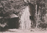 "Shed on the property of the Franklin Dubose House (""Rural Retiricy"") in Burnsville,..."