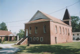 Ward Chapel AME Church in Prattville, Alabama.