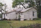 Key House on Enon Road at the northwest corner of the intersection with Oak Street in Midway,...