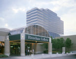 Exterior entrance to the Riverchase Galleria in Hoover, Alabama.