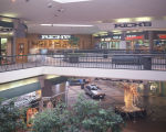 Interior entrance to Rich's at the Riverchase Galleria in Hoover, Alabama.