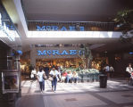 Interior entrance to McRae's at the Riverchase Galleria in Hoover, Alabama.