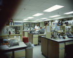Laboratory at Jackson Hospital on Forest Avenue in Montgomery, Alabama.