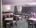 Lounge at the Montgomery Country Club at 3001 Narrow Lane Road in Montgomery, Alabama.