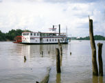 "Riverboat ""General Montgomery"" on the Alabama River in Montgomery, Alabama."