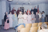 Members of the Salvation Army at one of the chapels in Montgomery, Alabama.