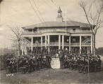 Band at the Alabama Boys Industrial School at East Lake in Jefferson County, Alabama.