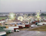 Midway at the 1966 South Alabama Fair in Montgomery, Alabama.