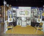 Alabama Baptist State Convention booth at Garrett Coliseum during the 1978 South Alabama Fair in...