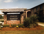 Spanish Quarter Apartments in Montgomery, Alabama.
