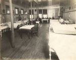 Dormitory at the Alabama Boys Industrial School at East Lake in Jefferson County, Alabama.