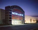 Entrance to McRae's at Wiregrass Commons Mall in Dothan, Alabama.