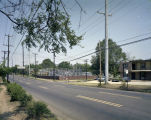 Alabama Power Company substation at the intersection of Carter Hill Road and East University Drive...