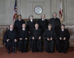 Justices of the Alabama Supreme Court.