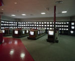 Interior of Circuit City in Montgomery, Alabama.