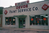 Devoe Paint Service Company at 1606 Mt. Meigs Road in Montgomery, Alabama.