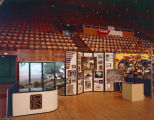 Scott Photographic Services booth at Garrett Coliseum during the 1974 South Alabama Fair in...
