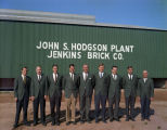 John S. Hodgson plant of the Jenkins Brick Company in Coosada, Alabama.
