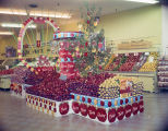 Apple display at the Kwik Chek at the Normandale Shopping Center on East Patton Avenue in...
