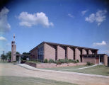 Our Redeemer Lutheran Church at 2810 Atlanta Highway in Montgomery, Alabama.