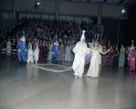 Queen of the Mystic Order of Revelry ball at the Montgomery Civic Center in Montgomery, Alabama.