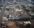 Aerial view of Charles Temerson and Sons scrap yard at 2120 Fourth Street in downtown Tuscaloosa,...