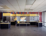 Display of products made by the Jay R. Smith Manufacturing Company at 2781 Gunter Park Drive East...