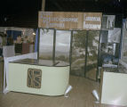 Scott Photographic Services booth at Garrett Coliseum during the 1978 South Alabama Fair in...