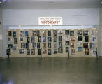 Photography exhibit at Garrett Coliseum during the 1978 South Alabama Fair in Montgomery, Alabama.