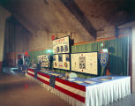 Alabama Department of Public Safety booth at Garrett Coliseum during the 1978 South Alabama Fair...