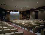 Auditorium in Building 1401 at Maxwell Air Force Base in Montgomery, Alabama.