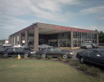 Youngblood-Perry Lincoln-Mercury dealership in Montgomery, Alabama.