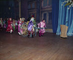 Performance during the Krewe of the Athenians Ball at Garrett Coliseum in Montgomery, Alabama.
