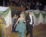 Guests arriving at the Krewe of the Athenians Ball at Garrett Coliseum in Montgomery, Alabama.