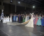 Queen of the Krewe of the Athenians Ball at the Montgomery Civic Center in Montgomery, Alabama.