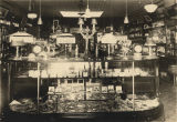 Interior of Rosenstihl's Jewelry Store in Union Springs, Alabama.