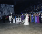 Queen of the Krewe of the Athenians Ball at Garrett Coliseum in Montgomery, Alabama.
