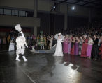 Carol Goodwyn, queen of the Krewe of the Athenians Ball at the Montgomery Civic Center in...