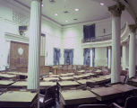 Chamber of the House of Representatives at the Capitol in Montgomery, Alabama.