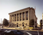 Federal Building and U.S. Courthouse at the corner of Lee and Church Streets in Montgomery,...
