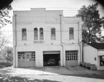 Fire station at 418 Scott Street in Montgomery, Alabama.