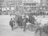 Copy photograph of President Theodore Roosevelt's visit to Montgomery, Alabama.