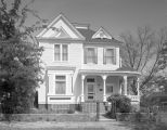Cassimus House at 110 North Jackson Street in Montgomery, Alabama.