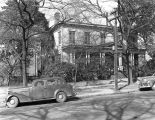 Residence of J. H. Engelhardt at 313 Monroe Street in Montgomery, Alabama.