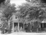 Residence of Marie Bankhead Owen at 501 Adams Avenue in Montgomery, Alabama.