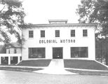 Colonial Motors at the intersection of Clayton and Molton Streets in Montgomery, Alabama.