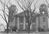 Copy photograph of Temple Beth Or at 103 Clayton Street in Montgomery, Alabama.
