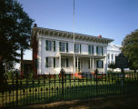 First White House of the Confederacy at 644 Washington Avenue in Montgomery, Alabama.